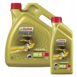 Castrol Power1 Racing 4T Olej silnikowy syntetyczny 10W-40