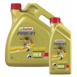 Castrol Power1 4T Olej silnikowy HC syntetyczny 10W-40