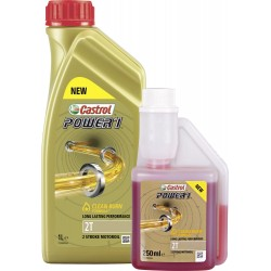Castrol Power1 2T Olej silnikowy pół syntetyczny