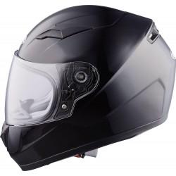MTR S-12 Kids  Kask motocyklowy integralny czarny połysk