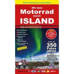 Książka - Odkrywanie Islandii motocyklami