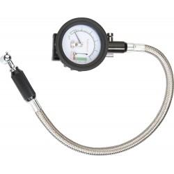 Analogowy miernik ciśnienia powietrza z wężem
