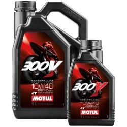 Motul 300V 4T FL Road Racing SAE 10W-40 olej syntetyczny