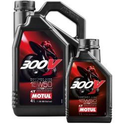 Motul 300V 4T FL Road Racing SAE 15W-50 olej syntetyczny