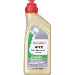 Castrol MTX olej przekładniowy syntetyczny 75W-140