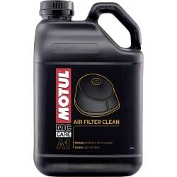 Motul A1 płyn do czyszczenia filtru powietrza 5 Litrów