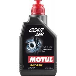 Motul MB SAE 80 olej przekładniowy mineralny 1 Litr