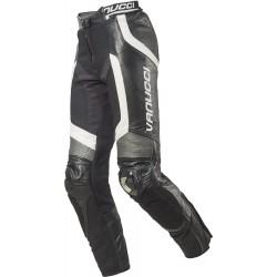 VANUCCI ART XV spodnie skórzane
