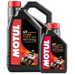 Motul 7100 4T SAE 10W-60 olej syntetyczny