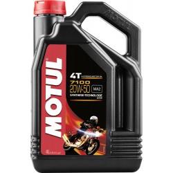Motul 7100 4T SAE 20W-50 olej syntetyczny
