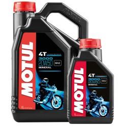 Motul 3000 4T SAE 20W-50 olej mineralny