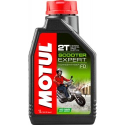Motul Scooter Expert T2 olej Technosynthese
