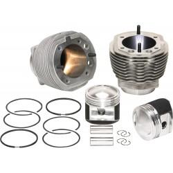 Siebenrock Zestaw cylindrów do 1000cc dla R80 od 09/1980