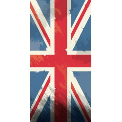 CAFE RACER UNION JACK Multipurpose Scarf - CAFE RACER UNION JACK Chusta