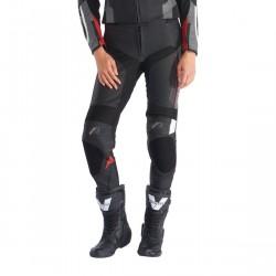 Spodnie motocyklowe skórzane damskie PROBIKER PRX-16