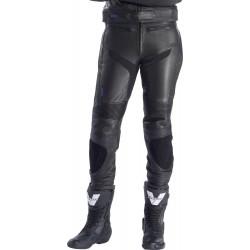 Vanucci Competizione IV Spodnie skórzane do kombinezonu damskie