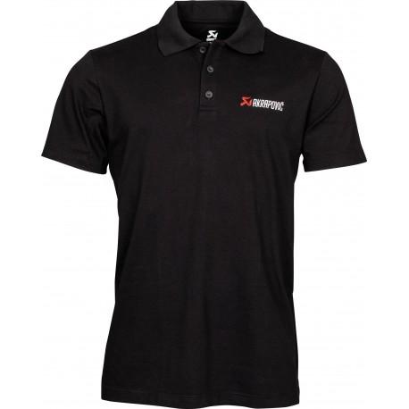 Akrapovic koszulka polo czarna