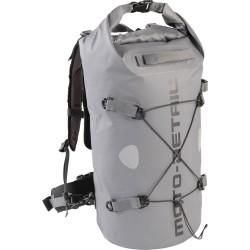 Podróżna torba motocyklowa MOTO-DETAIL SPEEDBAG z opcją plecaka