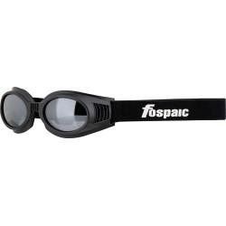 Gogle motocyklowe FOSPAIC czarne