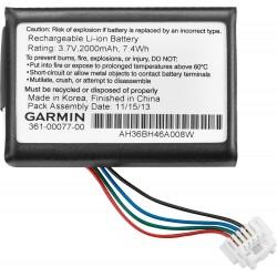 Bateria do GARMIN ZUMO 590LM