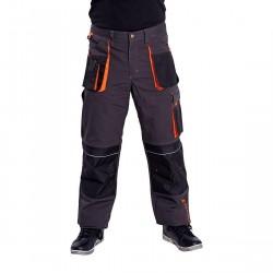 Spodnie robocze dla motocyklisty Rothewald