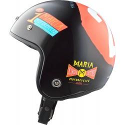 Nexx X.G10 Bad Looser kask motocyklowy otwarty BLACK/RED/WHITE