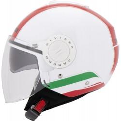 Kask motocyklowy otwarty CABERG RIVIERA V3 ITALIA