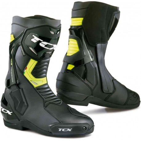 TCX St-Fighter wodoodporne buty motocyklowe