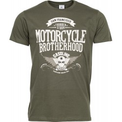 GASOLINE BANDIT Koszulka Motorcycle Brotherhood