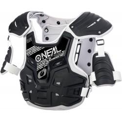O'Neal PXR Stone Shield buzer motocyklowy biały