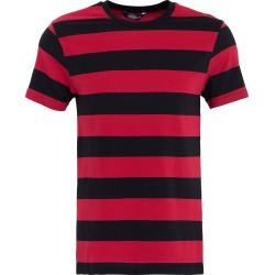 King Kerosin Koszulka czerwono-czarna