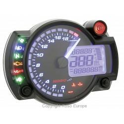 Koso RX2N+ GP Style wskaźnik wielofunkcyjny