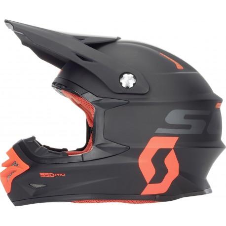 Scott 350 Pro kask motocrossowy
