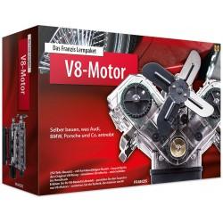 FRANZIS model dydaktyczny silnika V8