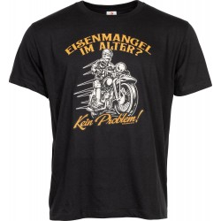 Koszulka Louis Vintage dla motocyklisty