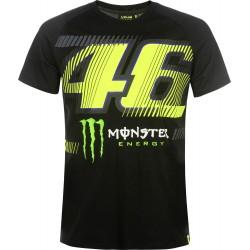 T-shirt VR 46 Monza Line dla motocyklisty