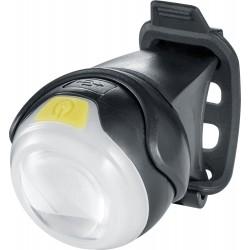 Latarka czołowa kula LED