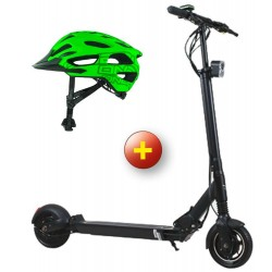 Hulajnoga elektryczna Egret Eight V3 + O'Neal Q RL, zielony