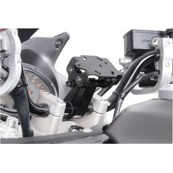Mocowanie SW-Motech do GPS z tłumikiem drgań 22mm czarne