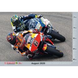 Kalendarz Grand Prix 2020