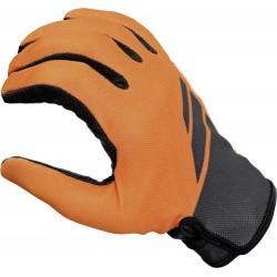 Scott 250 rękawice motocrossowe pomarańczowe