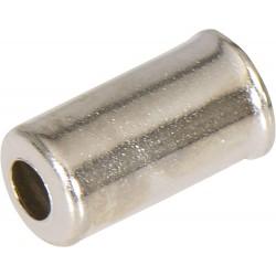 Końcówka przewodu z metalowym okuciem