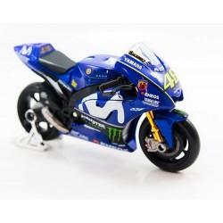 Maisto Yamaha 46 Valentino Rossi Ready 1:18