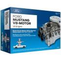 Franzis silnik FORD MUSTANG V8, model 200 części 1:3