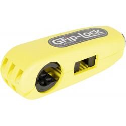 Grip-lock blokada klamki hamulcowej żółta