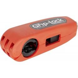 Grip-lock blokada klamki hamulcowej czerwona