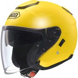 SHOEI J-CRUISE kask motocyklowy otwarty żółty