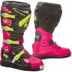 Forma Terrain TX buty enduro czarno różowe