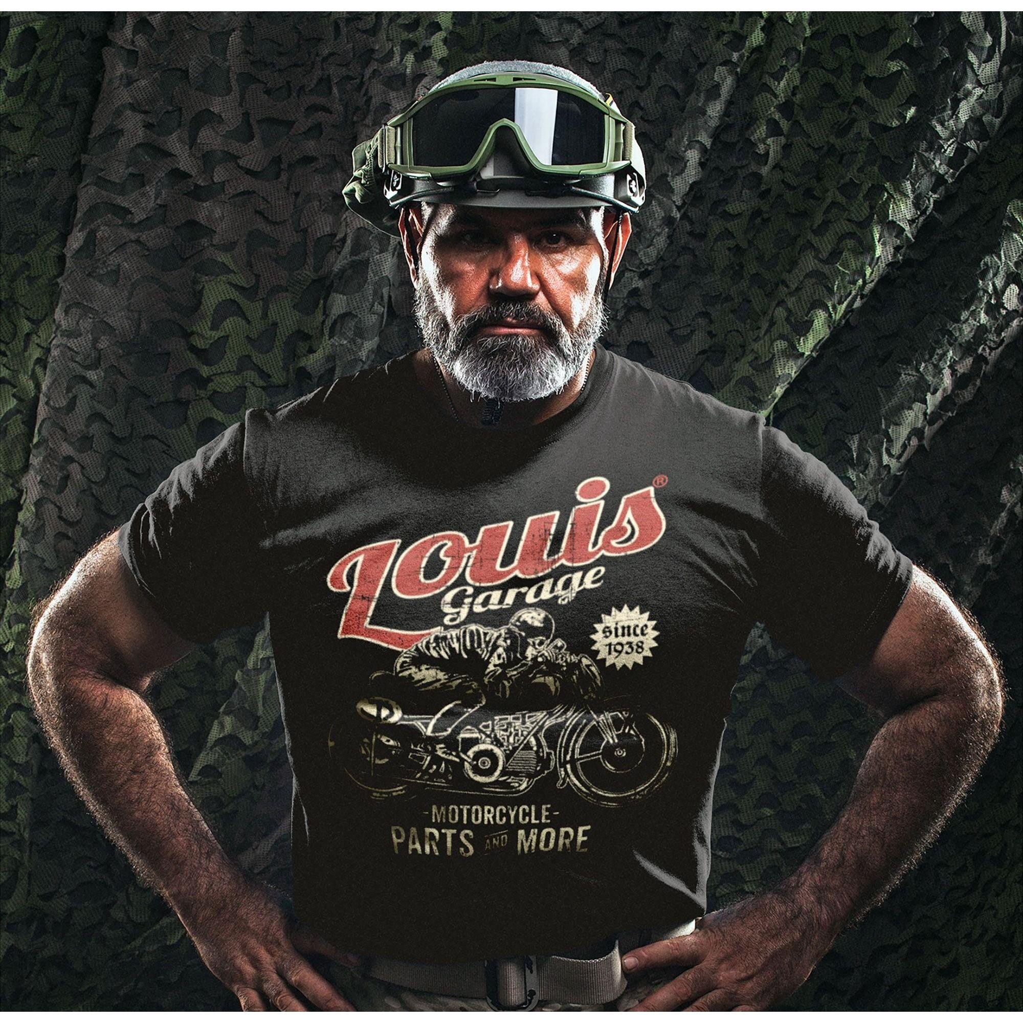 Koszulka Louis Garage
