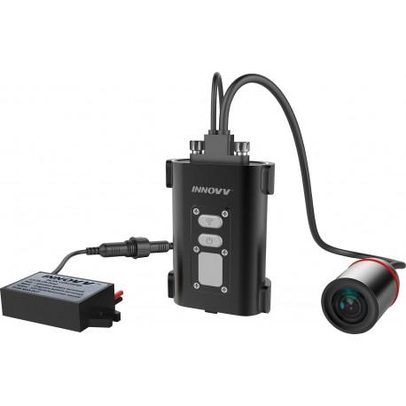 Sportowa kamera motocyklowa GARMIN Virb Ultra 30 z dodatkowym zewnętrzym zasilaniem